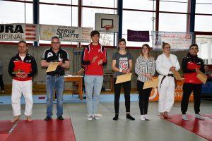 Les médaillés et médaillées des Championnats suisses individuels ont été récompensé-e-s dimanche.